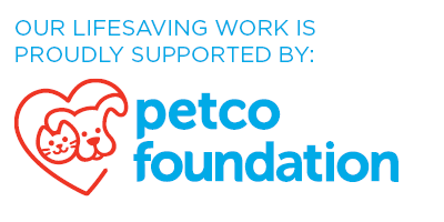 Petco Foundation Site Badge White